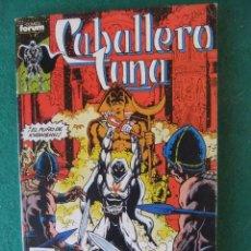 Cómics: EL CABALLERO LUNA TOMO CON LOS NUMEROS DEL 1 AL 5 DE LA COLECCION COMICS FORUM. Lote 128422103