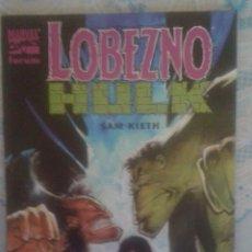 Cómics: LOBEZNO-HULK: HISTORIA DE PO: SAM KIETH: FORUM. Lote 128439803