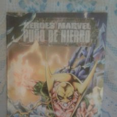 Cómics: HEROES MARVEL: PUÑO DE HIERRO: FORUM. Lote 128443967