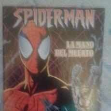 Cómics: SPIDERMAN: LA MANO DEL MUERTO: FORUM. Lote 128489407