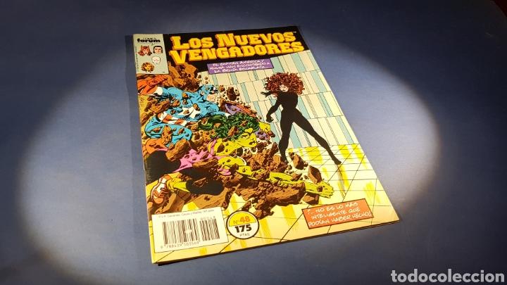 LOS NUEVOS VENGADORES 48 EXCELENTE ESTADO FORUM (Tebeos y Comics - Forum - Vengadores)