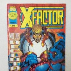 Cómics: X FACTOR VOL. 2 Nº 20. NUEVOS RECLUTAS. Lote 128523067