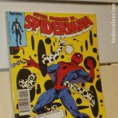 Cómics: PETER PARKER ES... SPIDERMAN CONTIENE LOS Nº 126-127-128-129 Y 130 EN UN RETAPADO - FORUM - OFERTA. Lote 128566179