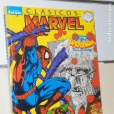 Cómics: CLASICOS MARVEL CONTIENE LOS Nº 11-12-13-14 Y 15 EN UN RETAPADO - FORUM - OFERTA. Lote 128567955