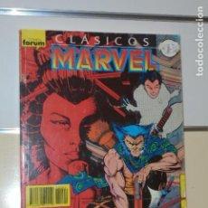 Cómics: CLASICOS MARVEL CONTIENE LOS Nº 16-17-18-19 Y 20 EN UN RETAPADO - FORUM - OFERTA. Lote 128569819