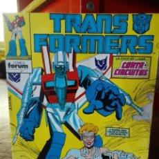Cómics: TRANSFORMERS 7. Lote 134000775