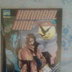 Cómics: HANNIBAL KING: CAZADOR DE VAMPIROS: FORUM. Lote 128578239