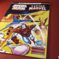 Cómics: IRON MAN 46 EXCELENTE ESTADO FORUM MARVEL TWO-IN-ONE. Lote 128601195