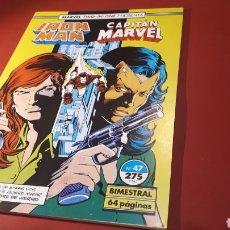 Cómics: IRON MAN 47 EXCELENTE ESTADO FORUM MARVEL TWO-IN-ONE. Lote 128602266