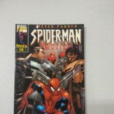 Cómics: PETER PARKER SPIDERMAN - VOLUMEN 4 - TOMO Nº 15 - VOL. 4 - FORUM . Lote 128611991