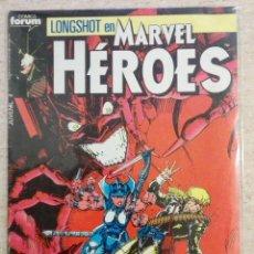 Cómics: MARVEL HEROES NÚM. 20. Lote 128670455