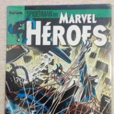 Cómics: MARVEL HEROES NÚM. 21. Lote 128670571