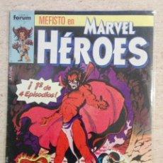 Cómics: MARVEL HEROES NÚM. 27. Lote 128670715