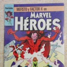 Cómics: MARVEL HEROES NÚM. 28. Lote 128670743