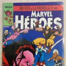 Cómics: MARVEL HEROES NÚM. 29. Lote 128670755