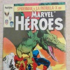 Cómics: MARVEL HEROES NÚM. 31. Lote 128670899