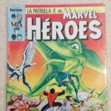Cómics: MARVEL HEROES NÚM. 33. Lote 128670931