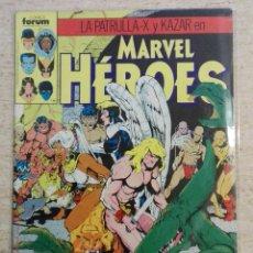 Cómics: MARVEL HEROES NÚM. 34. Lote 128670975