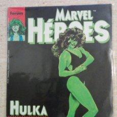 Cómics: MARVEL HEROES NÚM. 36. Lote 128671091