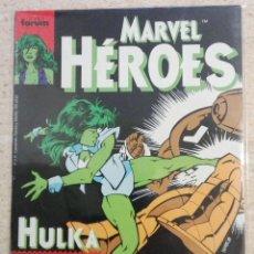 Cómics: MARVEL HEROES NÚM. 37. Lote 128671115