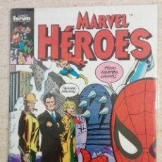 Cómics: MARVEL HEROES NÚM. 39. Lote 128671279