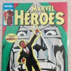 Cómics: MARVEL HEROES NÚM. 40. Lote 128671295