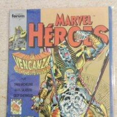 Cómics: MARVEL HEROES NÚM. 48. Lote 128671551