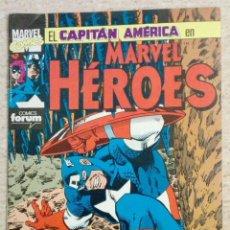Cómics: MARVEL HEROES NÚM. 51. Lote 128671675