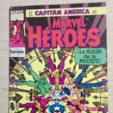 Cómics: MARVEL HEROES NÚM. 52. Lote 128671707
