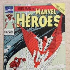 Cómics: MARVEL HEROES NÚM. 52. Lote 128671783