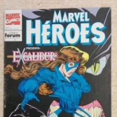 Cómics: MARVEL HEROES NÚM. 62. Lote 128671975