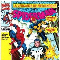 Cómics: SERIES LIMITADAS Nº 25 SPIDERMAN LA VENGANZA DE MEDIANOCHE Nº 5 - FORUM - . Lote 128683007