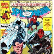 Cómics: SERIES LIMITADAS Nº 23 SPIDERMAN LA VENGANZA DE MEDIANOCHE Nº 3 - FORUM - . Lote 128683067