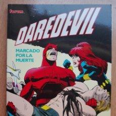 Cómics: OBRAS MAESTRAS 12.DAREDEVIL.MARCADO POR LA MUERTE.. Lote 128709743