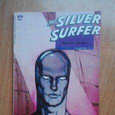 Cómics: THE SILVER SURFER.EPIC COMICS.EDICION PRESTIGIO.NUMERO 3.(1989). Lote 128710203