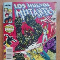 Cómics: LOS NUEVOS MUTANTES.RETAPADO NUMEROS 31 AL 35.PRIMERA EDICIÓN FORUM 1987. Lote 128710683
