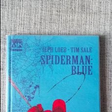 Cómics: SPIDERMAN BLUE JEPH LOEB TIM SALE COMICS FORUM. Lote 128724191