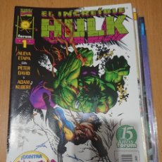 Cómics: HULK VOLUMEN 3 DE PETER DAVID COMPLETA 22 COMICS FORUM. Lote 128807795