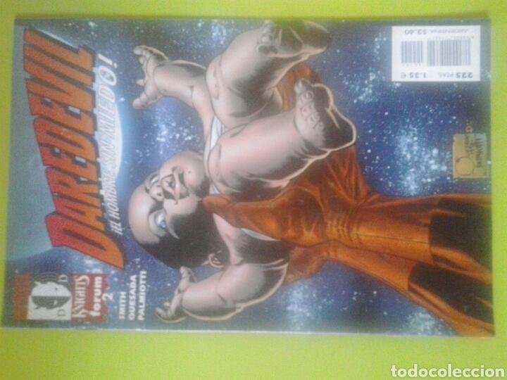 DAREDEVIL N 2 FORUM MARVEL KNIGHTS (Tebeos y Comics - Forum - Daredevil)