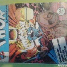 Comics: THOR EL PODEROSO NÚMEROS 27 , 28 , 29 Y 30 FORUM EL 26 ESTÁ VAVIO. Lote 128824203
