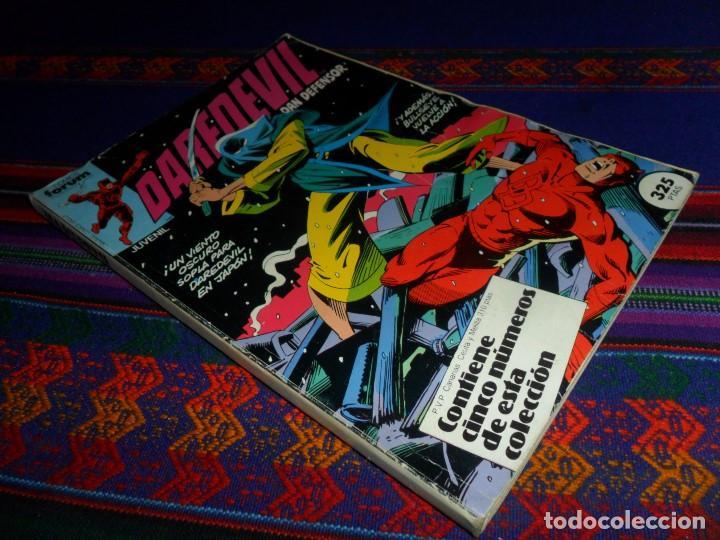 RETAPADO DAREDEVIL NºS 26 27 28 29 30. FORUM VOL. 1. 1985. 325 PTS. (Tebeos y Comics - Forum - Daredevil)