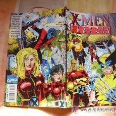 Cómics: X MEN RAREZAS TOMO CON 5 HISTORIAS PORTADA DOBLE X MEN RAREZAS TOMO CON 5 HISTORIAS PORTADA DOBLE. Lote 128891323