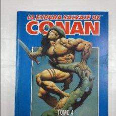 Cómics: LA ESPADA SALVAJE DE CONAN - VOLUMEN III - TOMO 4 - DEL Nº 12 AL 14 - FORUM - AÑO 1999. TDKC6. Lote 128971915