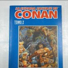 Cómics: LA ESPADA SALVAJE DE CONAN - VOLUMEN III - TOMO 2 - DEL Nº 5 AL 8 - FORUM - AÑO 1998. TDKC6. Lote 128972555