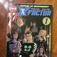 Cómics: FACTOR X COLECCIÓN COMPLETA 1-53 + TOMOS 1-7 + TOMO MADROX. Lote 128979767