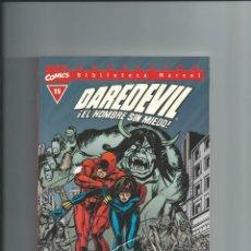 Comics: BIBLIOTECA MARVEL EXCELSIOR : DAREDEVIL Nº 15. Lote 129010891