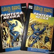 Cómics: CLASICOS B/N PANTERA NEGRA. Lote 129134979