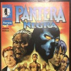 Cómics: 'PANTERA NEGRA' NUMERO 5. Lote 129138447