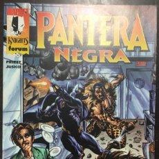 Cómics: 'PANTERA NEGRA' NUMERO 6. Lote 129138539