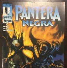 Cómics: 'PANTERA NEGRA' NUMERO 7. Lote 129138675